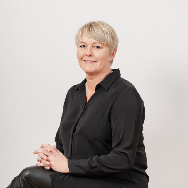 Anna Palm, byggnadsingenjör på Semrén & Månsson Göteborg