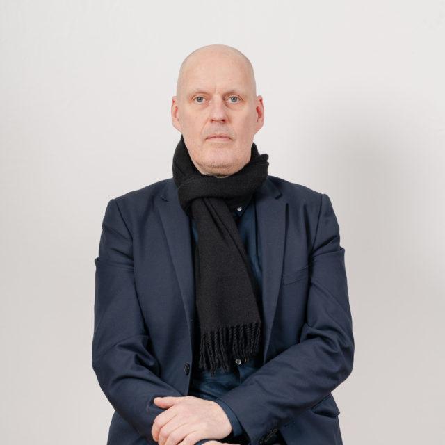 Christopher Kihlberg, arkitekt på Semrén & Månsson Göteborg