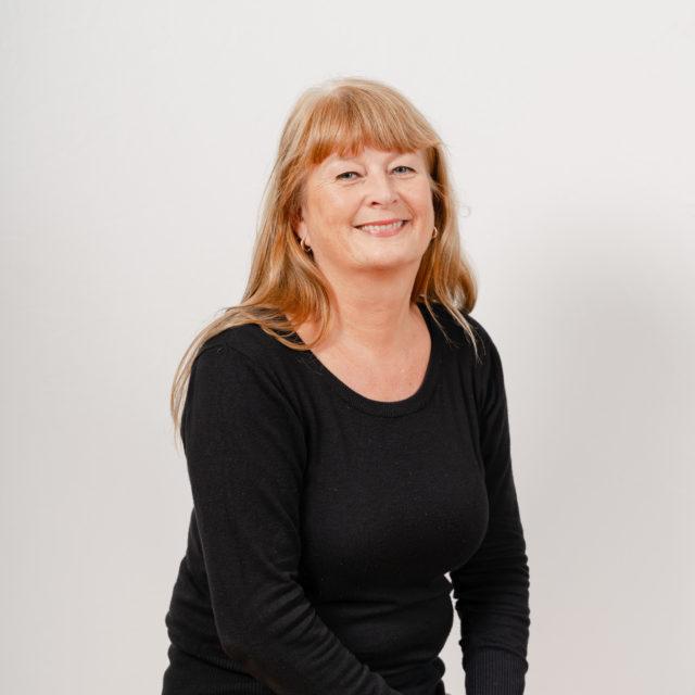 Eva Backman, ekonomiansvarig på Semrén & Månsson