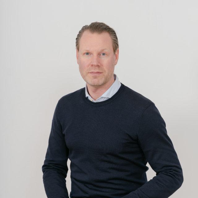 Filip Areskoug, arkitekt och studiochef på Semrén & Månsson Stockholm