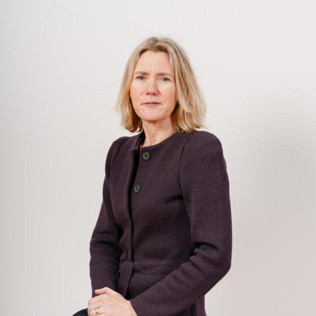 Hanna Eliasson, arkitekt på Semrén & Månsson Göteborg