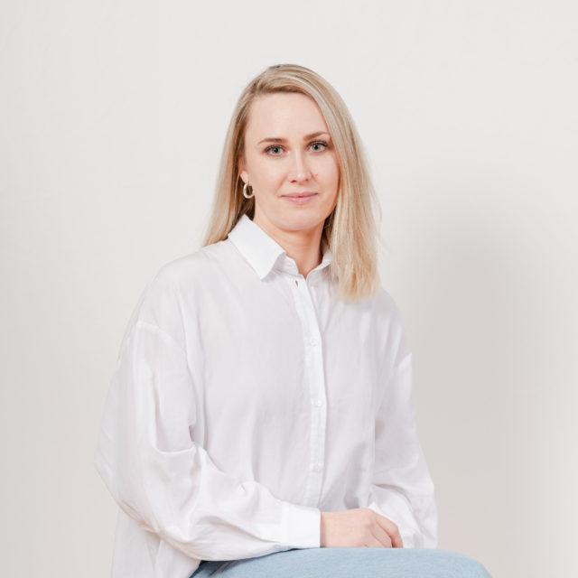 Helena Bergerson, kommunikatör på Semrén & Månsson
