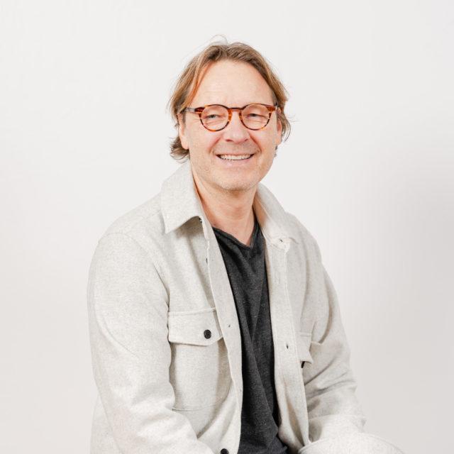 Jens Ragnarsson, vice regionchef på Semrén & Månsson Göteborg