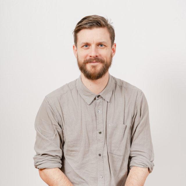 Jens Zackrisson, arkitekt på Semrén & Månsson Göteborg