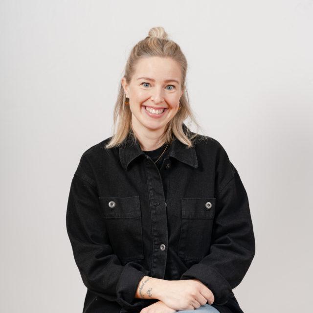 Linda Persson. kontorskoordinator på Semrén & Månsson Göteborg