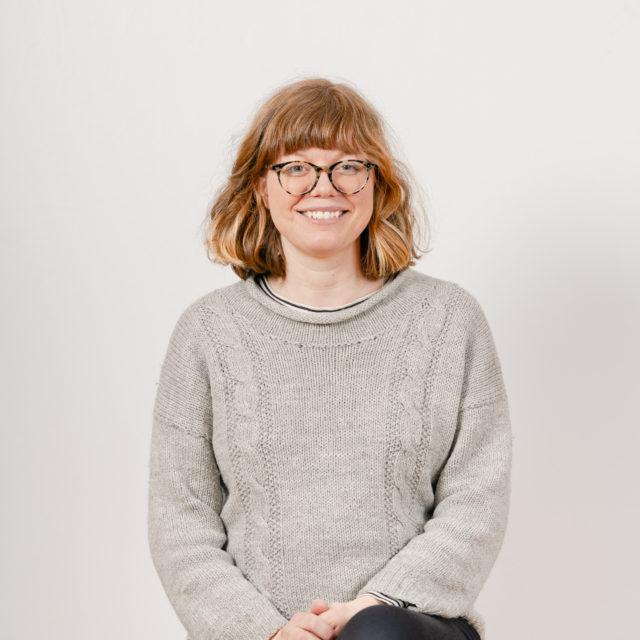 Lisa Kihlström, arkitekt på Semrén & Månsson Göteborg