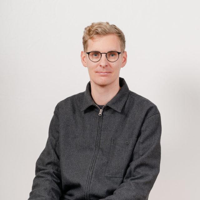 Marcus Blomqvist, arkitekt på Semrén & Månsson Göteborg