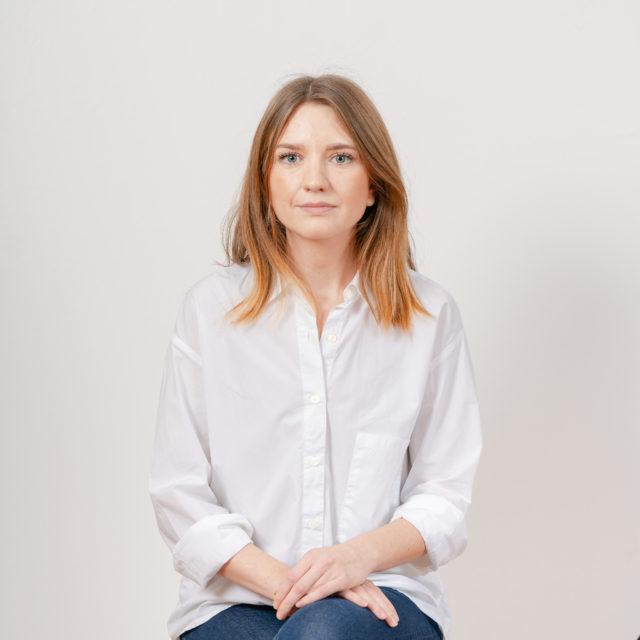 Martina Boyton, arkitekt på Semrén & Månsson Göteborg