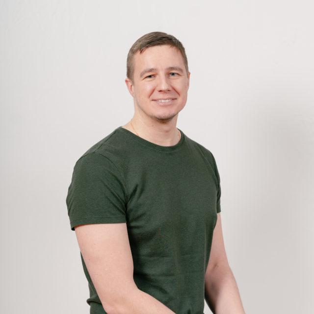 Mihael Andlovic är IT-tekniker på Semrén & Månsson