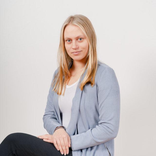Pernilla Segerström, byggnadsingenjör på Semrén & Månsson Göteborg