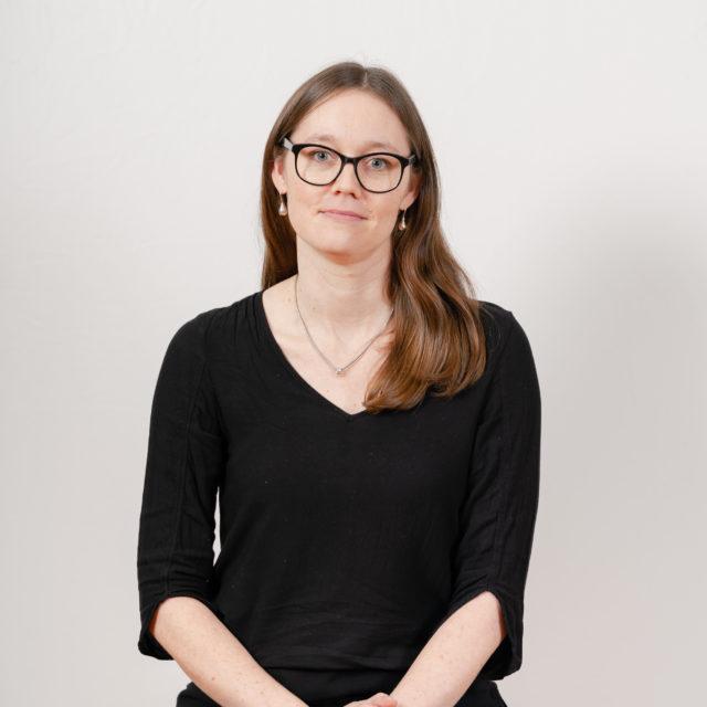 Sara Landergren, byggnadsingenjör på Semrén & Månsson Göteborg