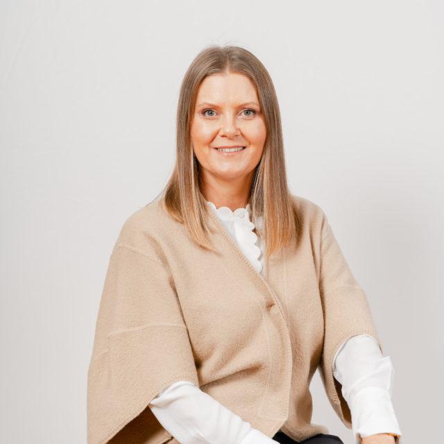 Sofia Axelsson Ekman, ekonom på Semrén & Månsson