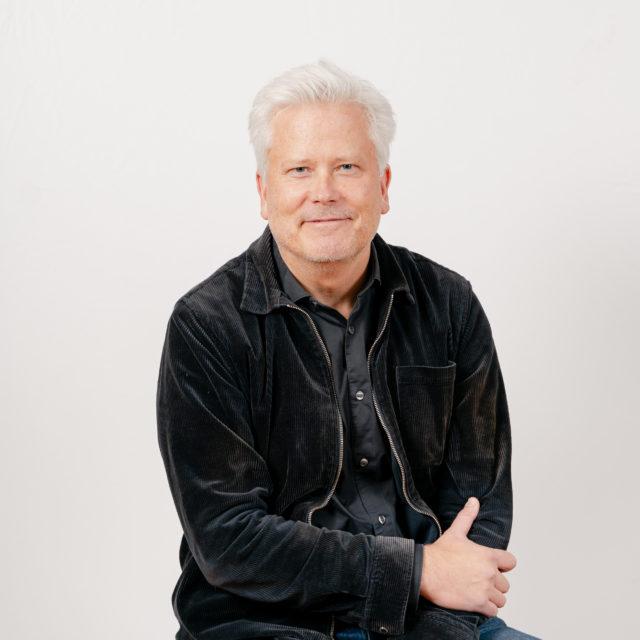 Sverker Karlsson, arkitekt och studiochef på Semrén & Månsson Göteborg