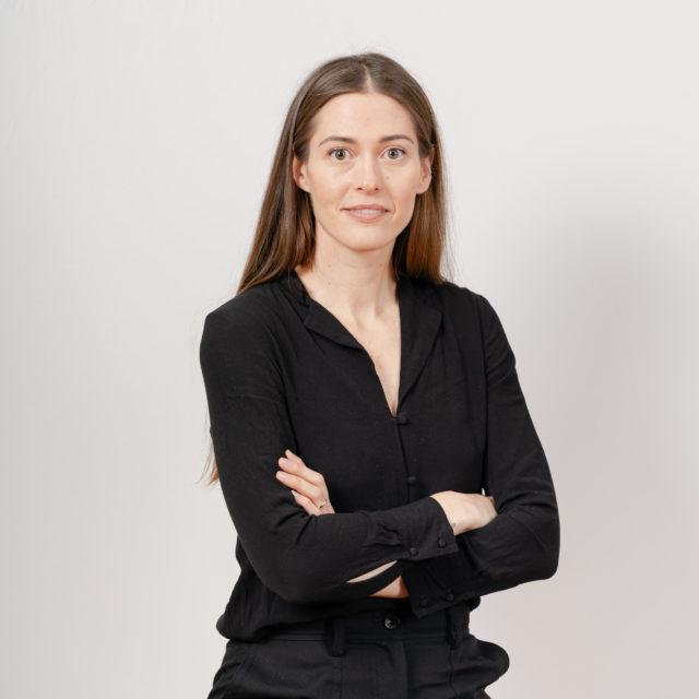 Ylva Lundberg, arkitekt på Semrén & Månsson Göteborg