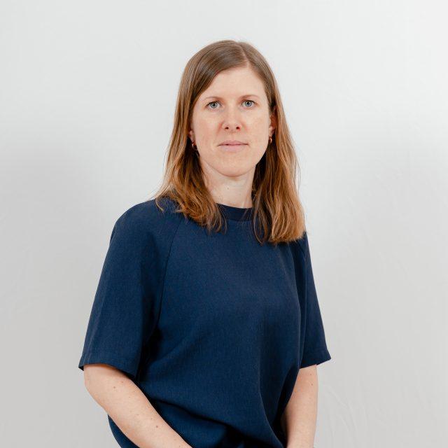 Anna-Karin Nilsson, hållbarhetsstrateg på Semrén & Månsson Stockholm