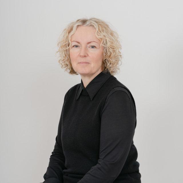 Camilla Järned arkitekt på Semrén & Månsson Stockholm