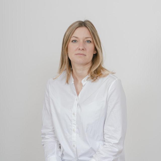 Eva Martini, arkitekt på Semrén & Månsson Stockholm