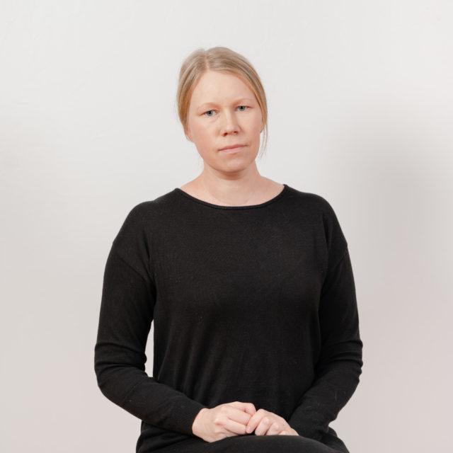 Hanna Eliasson, arkitekt på Semrén & Månsson