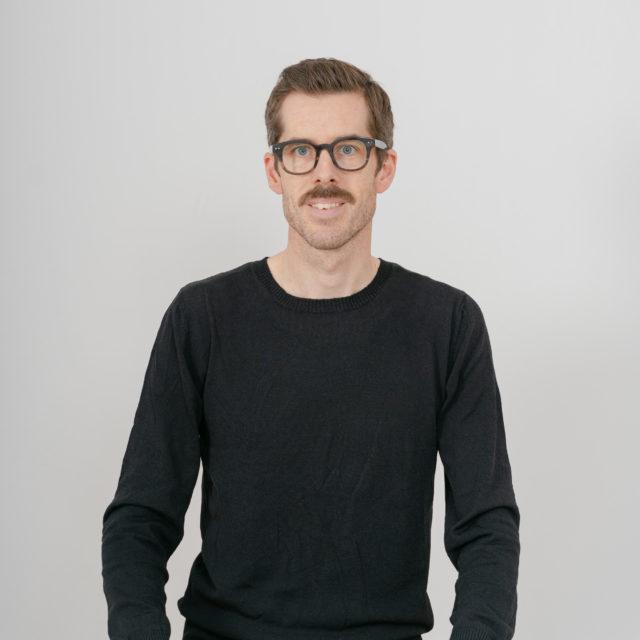 Jens Wiberg, arkitekt Semrén & Månsson Stockholm