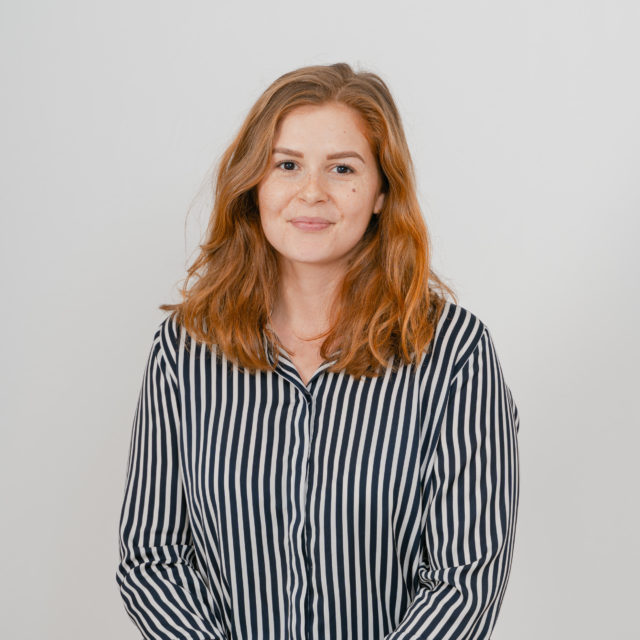 Sarah Chabraoui, byggnadsingenjör och BIM-manager på Semrén & Månsson Stockholm