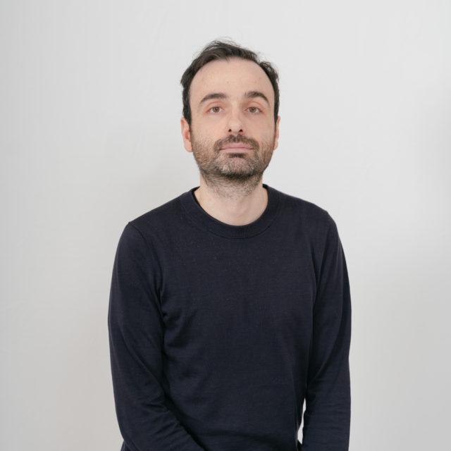 Vincenzo Cassotta, arkitekt på Semrén & Månsson Stockholm