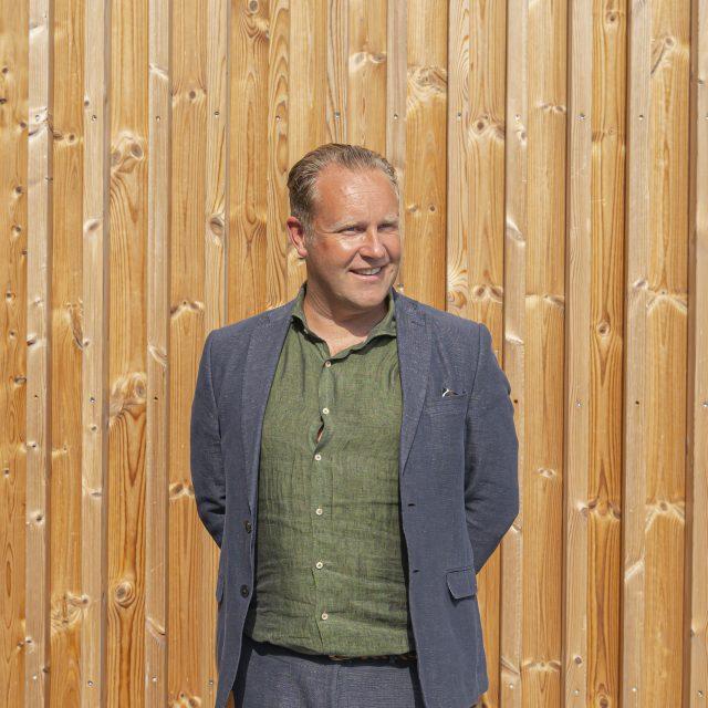 Andras Dahlqvist, vd på månsson fastigheter