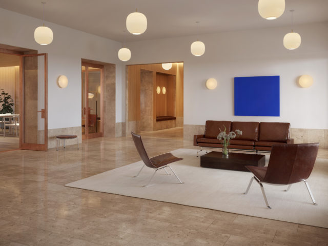 Kungsgatan 57 interiör lounge