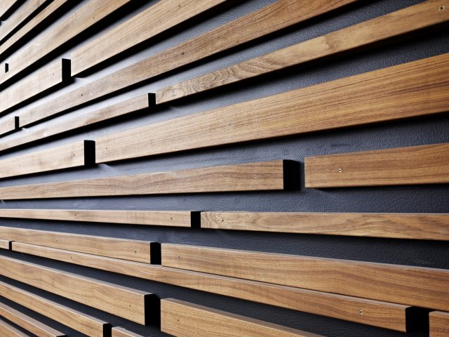 Pagodenområdet interiör väggdetalj