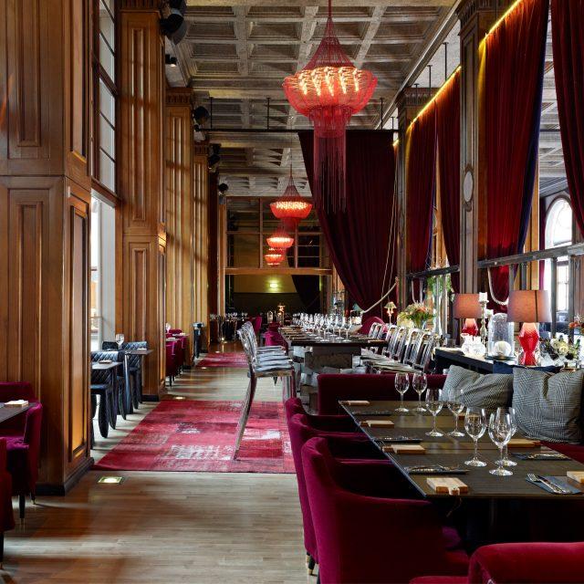 Clarion hotel post restauranginteriör