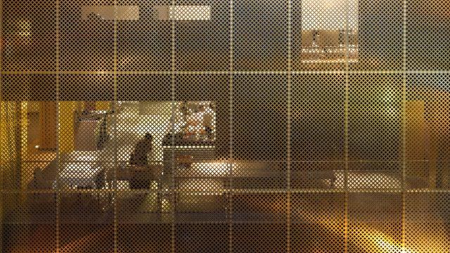 clarion hotel post interiör väggdetalj