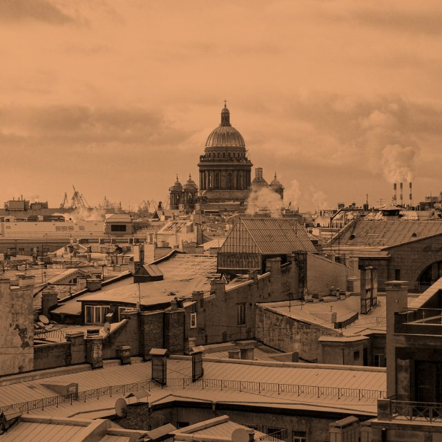 Bild på S:t Petersburg
