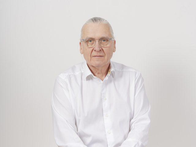 Magnus Månsson, koncernchef och arkitekt på Semrén & Månsson