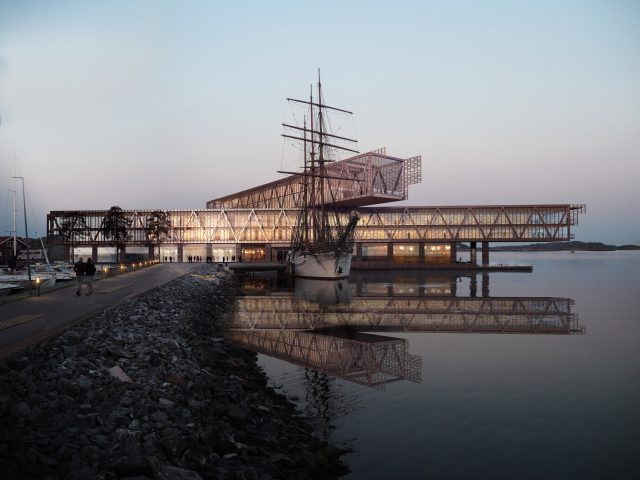 Skärhamn rendering Zynka