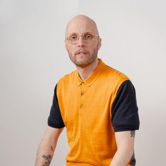 Andreas Sundqvist, marknadschef på Semrén & Månsson