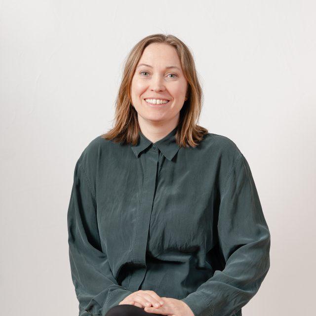 Josefine Wikholm, arkitekt på Semrén & Månsson