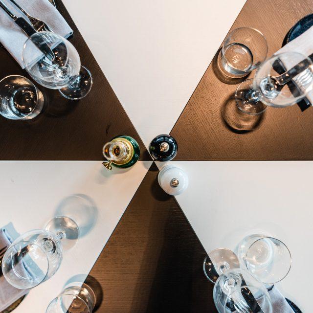 Clarion hotel Kastrup bordsdukning