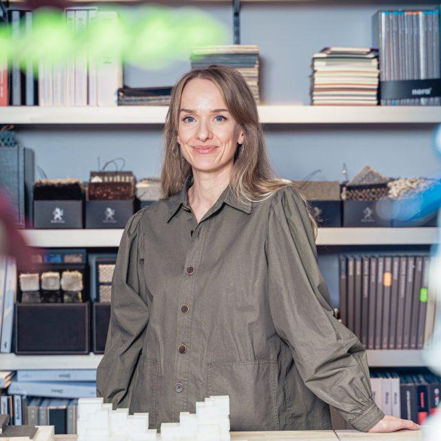 Birgitte Mordt, arkitekt på Semrén & Månsson
